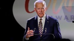Biden Says He's 'Never' Acted Inappropriately After Unwanted Kiss