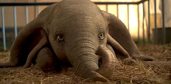 'Dumbo' Flies To The Top Of The Box Office With Soft $45 Million Opening