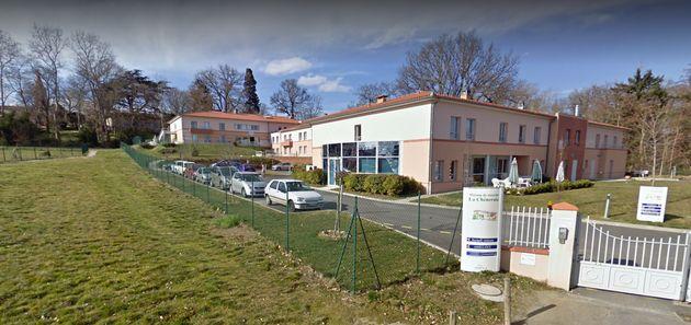 L'Ehpad de la Chêneraie, à Lherm, près de Toulouse (en