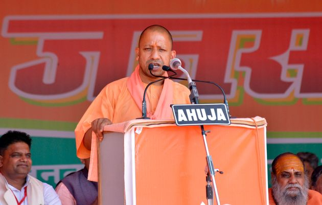 Dadri Lynching Accused Spotted In Front Row Of Yogi Adityanath