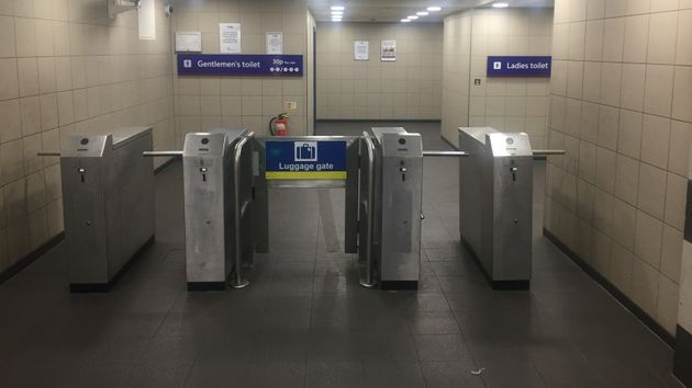 Rejoice! It's Now Free To Use The Toilet At The UK's Busiest Train