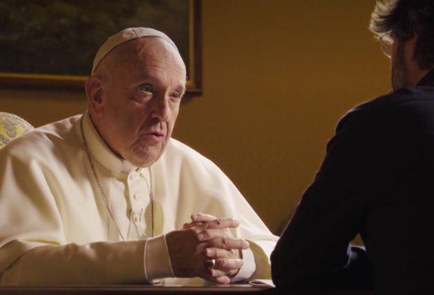 El papa Francisco necesita tres palabras para responder a Évole sobre la exhumación de
