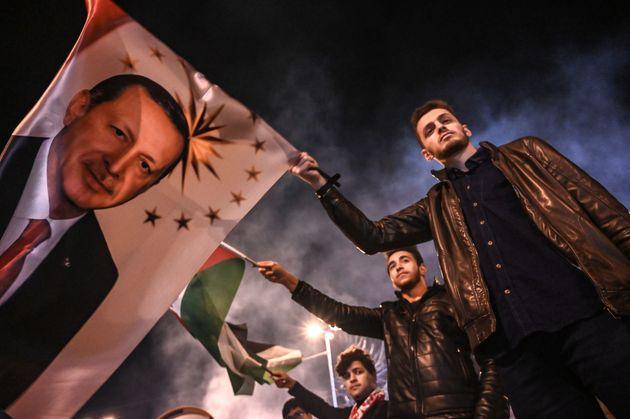 에르도안 대통령의 정의개발당이 지방선거서 주요도시 기반을