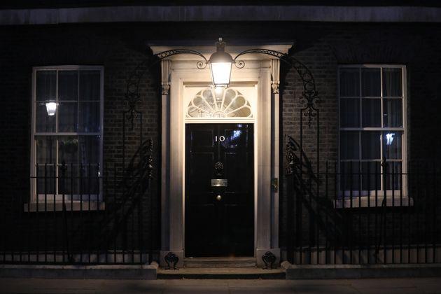 영국 보수당 내에서는 이미 비공식적인 '차기 총리 후보 레이스'가 펼쳐지고 있다. 사진은 다우닝스트리트 10번가에 위치한 영국 총리 집무실의 모습.