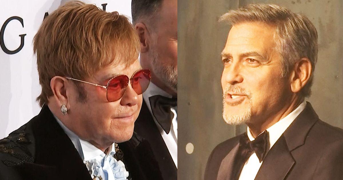 Elton John Joins George Clooney In Brunei Hotels Boycott