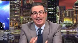 John Oliver Takes Down WWE, 'A**hole' Vince McMahon On Wrestlers' Health