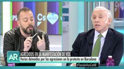 Eduardo Inda, a Antonio Maestre en 'El programa de AR':