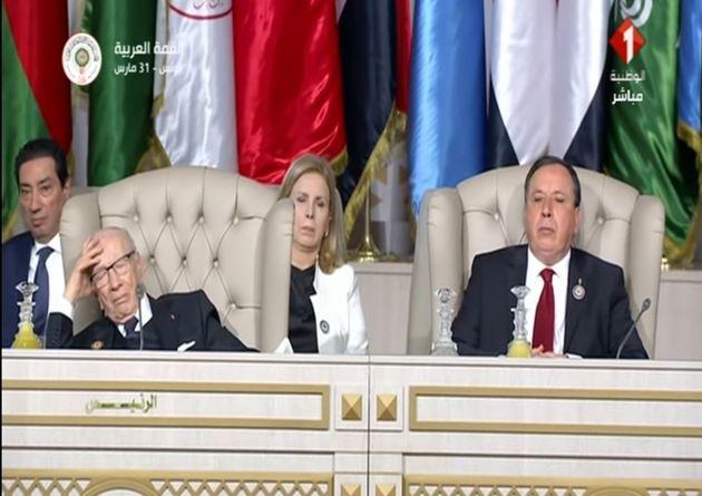 La somnolence, au cœur du Sommet arabe à