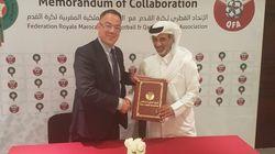 Football: La FRMF et le Qatar signent accord de