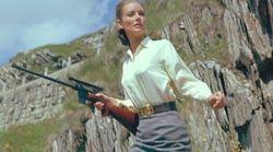 La James Bond girl de