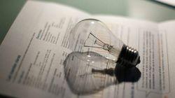 El recibo de luz baja 0,4 % en marzo pero es 3,7 % más caro que hace un