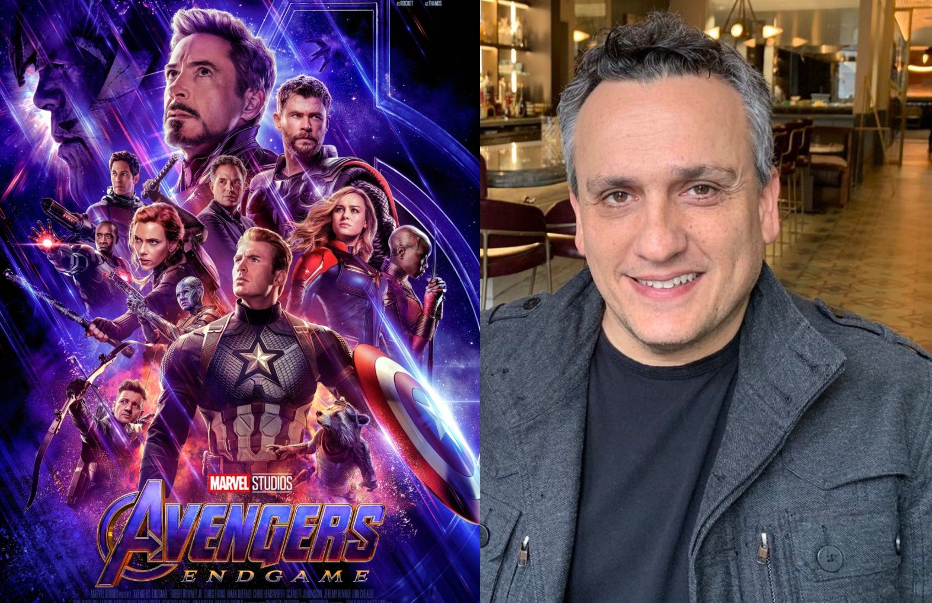'Avengers' Director Joe Russo On Hollywood's Superhero Fixation, White Nationalism And