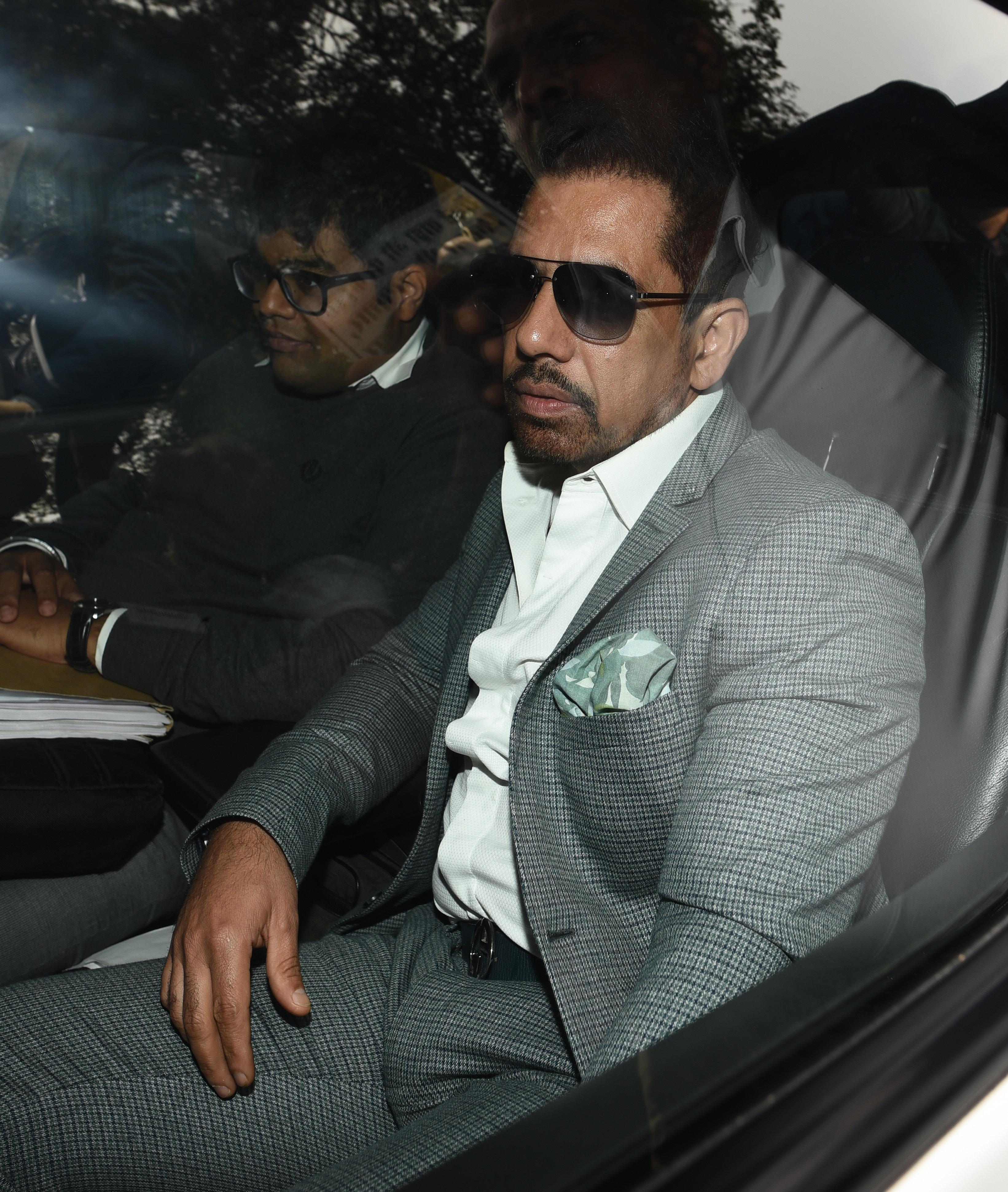 Robert Vadra Granted Anticipatory Bail By Delhi