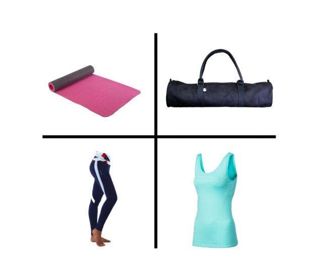 Un Starter Pack pour débuter le Yoga en toute
