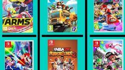 6 jeux vidéo sur la Nintendo Switch pour les joueurs qui n'ont pas le