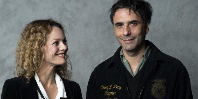 Vanessa Paradis et Samuel Benchetrit