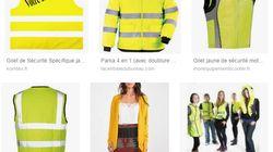 Les gilets jaunes ont l'embarras du choix pour respecter le dress