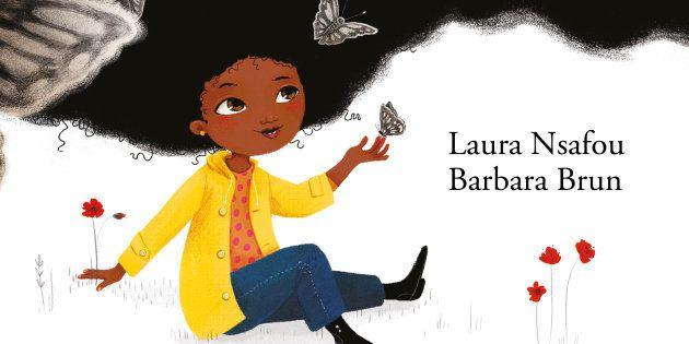 Le titre du livre de Laura Nsafou