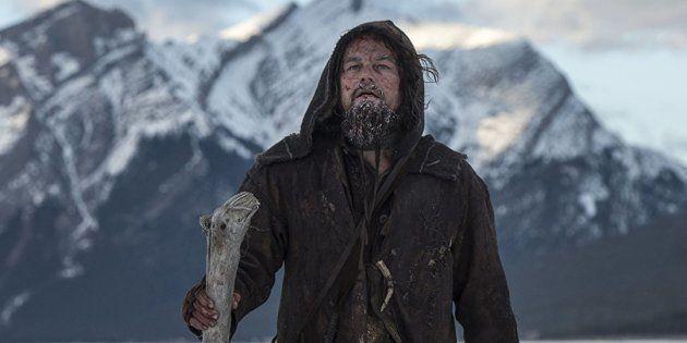 Leonardo DiCaprio incarne le trappeur Hugh Grass dans le film dans le film d'Aléjandro Gonzalez