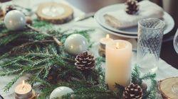 Votre décoration de Noël sera aussi verte que votre