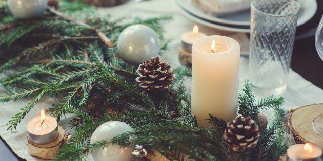 Quelques gestes simples pour une décoration de Noël
