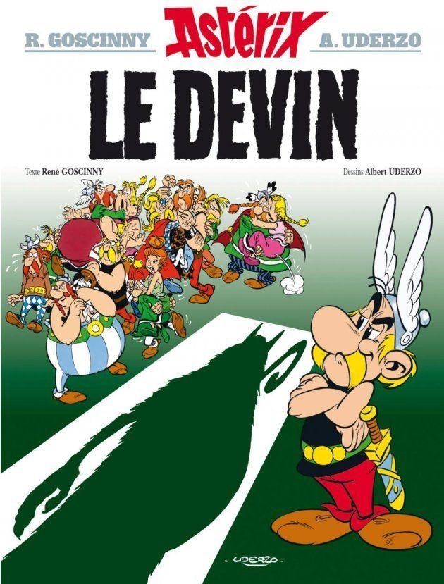 Astérix: Le Devin, de René Goscinny (scénario) et Albert Uderzo (dessin), Dargaud