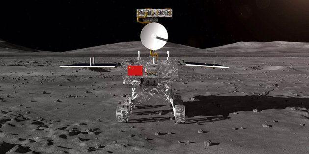 La sonde chinoise Chang'e 4 devrait se poser sur la face cachée de la