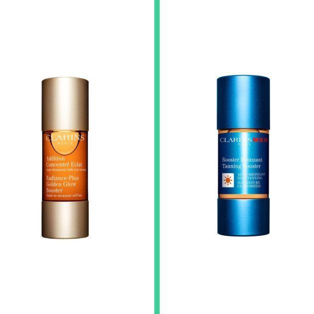 Il n'y a aucune différence entre ces produits, si ce n'est le packaging et la mention
