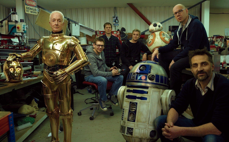Star Wars-Le dernier Jedi-C-3PO