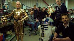 Anthony Daniels, alias C-3PO, fait ses adieux à la saga