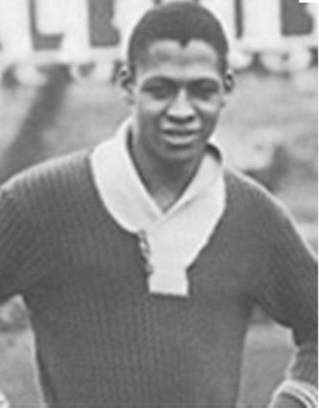 Raoul Diagne, premier noir dans l'équipe de France de football en