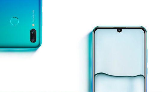Avec son appareil photo, le Huawei P Smart 2019 se met un doigt dans