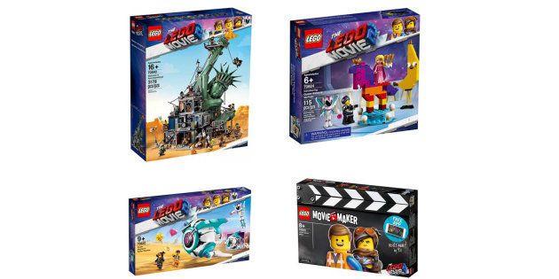 Lego sort régulièrement des boites de jouets issus de films célèbres. La société n'allait donc pas se...