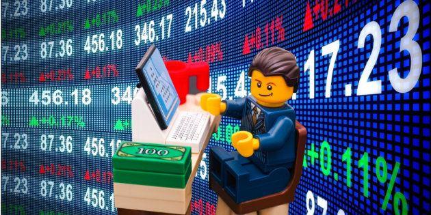 Collectionner des Lego peut rapporter gros sur le marché parallèle de la brique