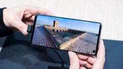 Avec son appareil photo, le Samsung Galaxy S10 Plus est-il vraiment un
