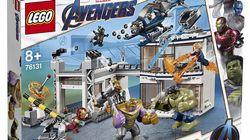 Les Lego Marvel ont-il dévoilé des détails sur le film