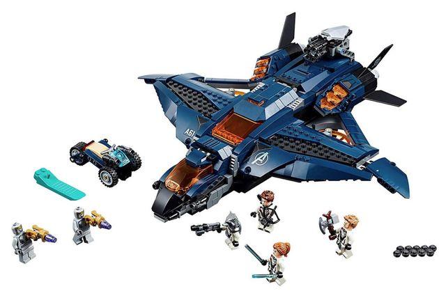 Certaines boites de Lego disponibles pendant quelques sur le site Amazon pour la sortie du film