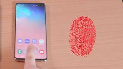 Si vous avez un des derniers smartphones Samsung, effacez vos empreintes