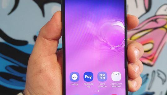 Samsung Galaxy S10E vs Galaxy S10, la différence de prix est-elle