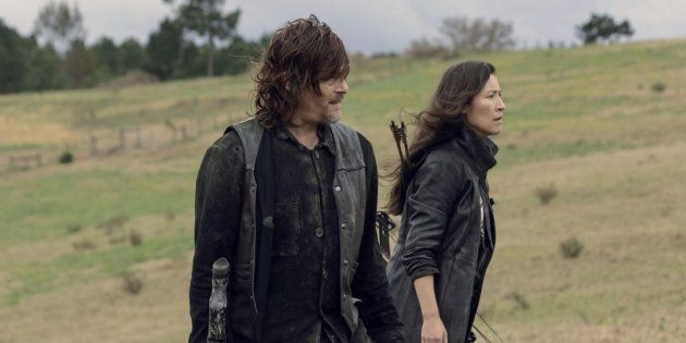 Daryl et Yumiko font face à une nouvelle bouleversante dans l'épisode 15 de la saison 9