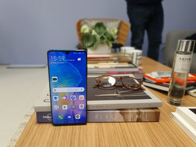 Prise en main du smartphone Huawei