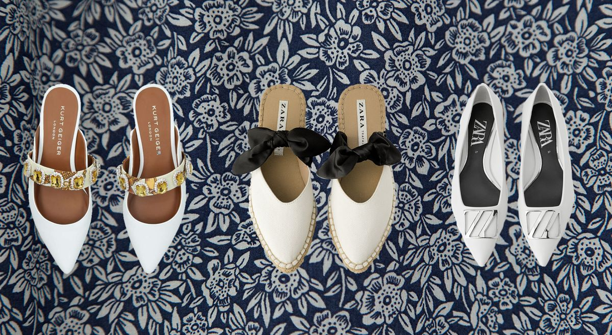 The Best Flat Bridal Shoes To Wear On