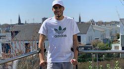 En arrêt jusqu'à la fin de la saison, Achraf Hakimi rassure ses