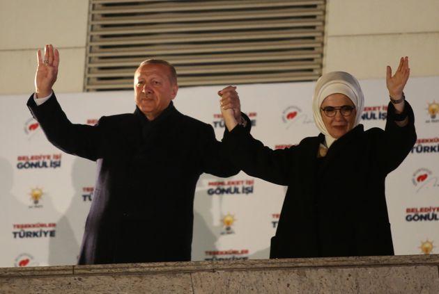 Municipales en Turquie: L'AKP tombe à Ankara et probablement à