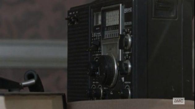La radio, vedette de l'épisode concluant cette saison