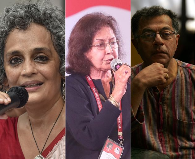 Arundhati Roy, Girish Karnad Among 210 Writers Asking People To Vote Against 'Hate