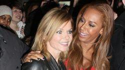 La 'Spice Girl' Geri Halliwell rompe su silencio sobre el rumor de que se acostó con Mel