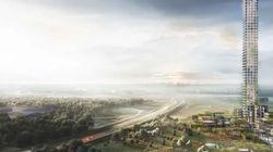 Το ψηλότερο κτίριο στη Δυτική Ευρώπη θα χτιστεί σε μια επαρχιακή πόλη της