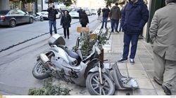 Αλιμος: Χτύπησε με το αυτοκίνητο οδηγό μηχανής και τον εγκατάλειψε