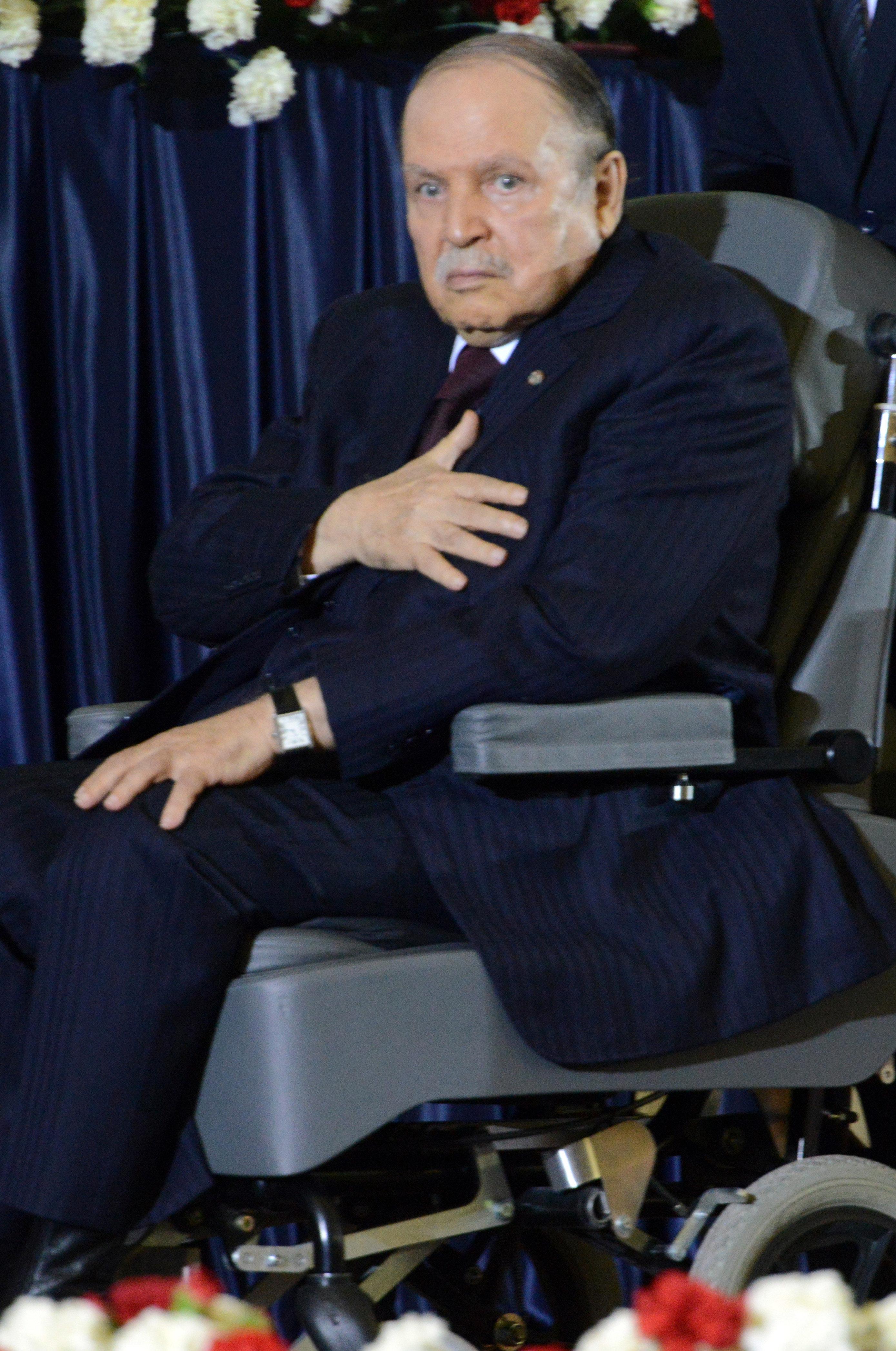 Le Président Bouteflika démissionnera avant le 28 avril